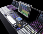 image a church sanctuary digital sound board from church audio-visual consultants
