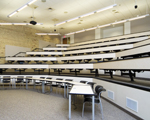 image of college lecture hall acoustics and university acoustical consultants