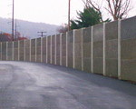 Concrete Noise Wall Barrier Consultant for Highway Traffic Noise Measurements
